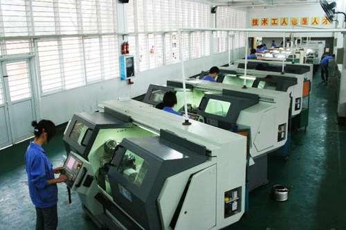 CNC数控车床加工 (6)